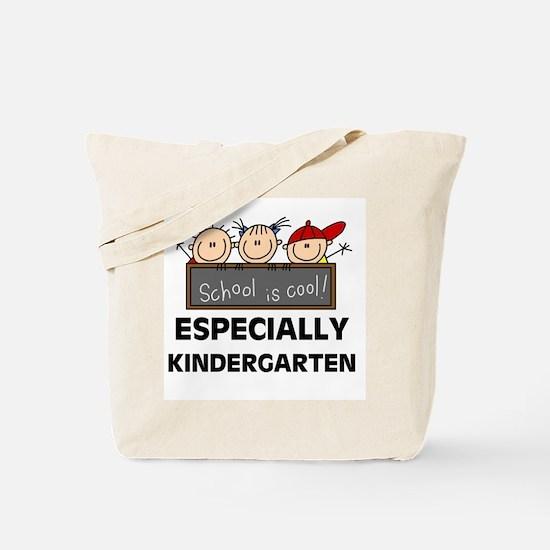 Kindergarten is Cool Tote Bag