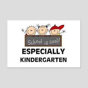 Kindergarten is Cool Mini Poster Print