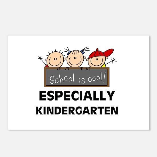 Kindergarten is Cool Postcards (Package of 8)