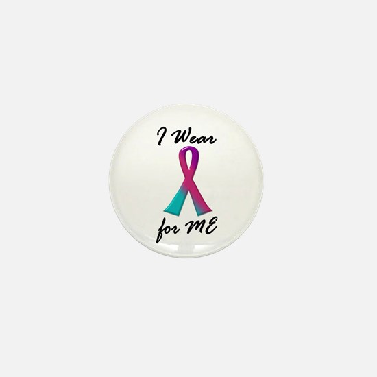 Thyroid Ribbon 1 (ME) Mini Button