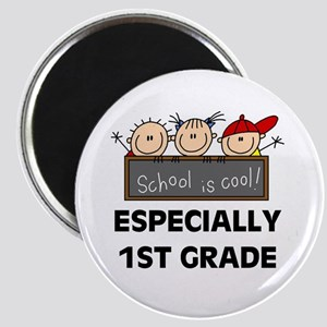 1st Grade is Cool Magnet