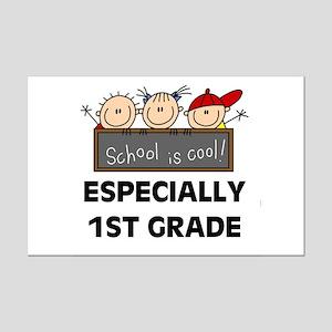 1st Grade is Cool Mini Poster Print