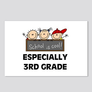 3rd Grade is Cool Postcards (Package of 8)