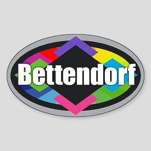 Bettendorf Sticker