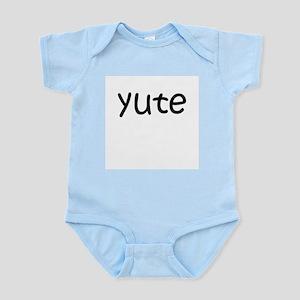 yute 2 Body Suit