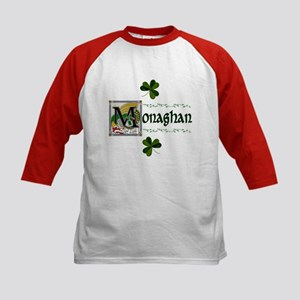 Monaghan Celtic Dragon Kids Baseball Jersey