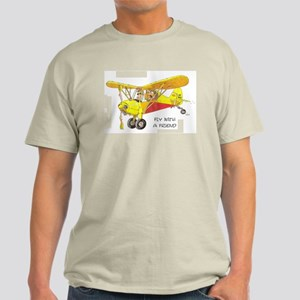 Fly With A Friend Light T-Shirt