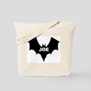 BLACK BAT JOE Tote Bag