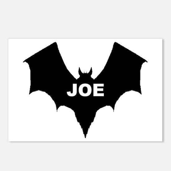 BLACK BAT JOE Postcards (Package of 8)