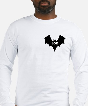 BLACK BAT JOE Long Sleeve T-Shirt