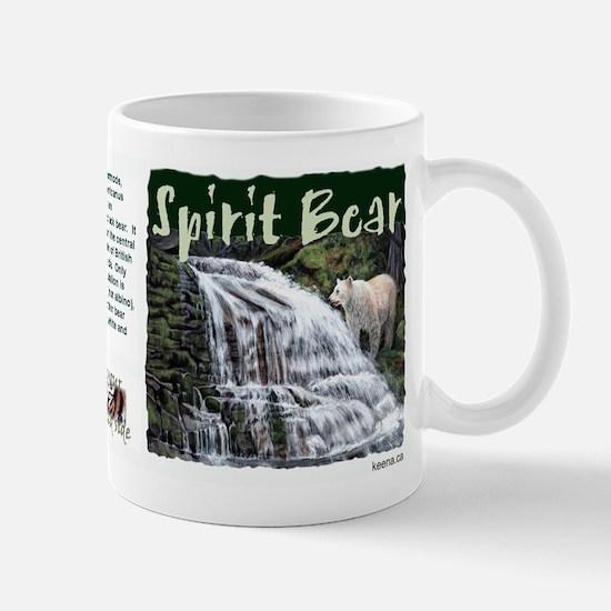 Spirit Bear - Kermode (mug) Mugs