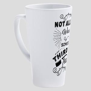 Third Grade Teacher 17 oz Latte Mug