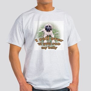 Mastiff belly Light T-Shirt