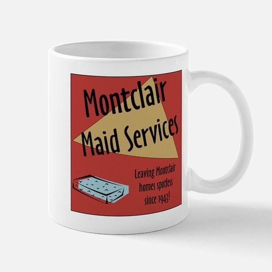 Montclair Maid Service Mug