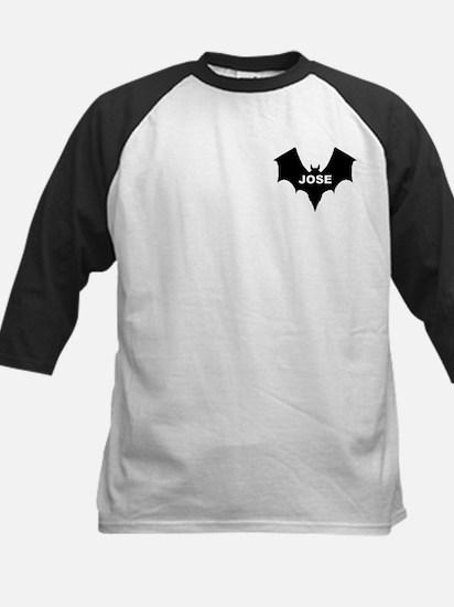 BLACK BAT JOSE Kids Baseball Jersey
