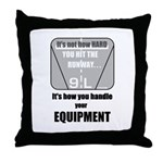 *NEW DESIGN* Hitting the RUNWAY... Throw Pillow