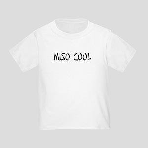 Miso Cool Toddler T-Shirt