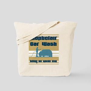 Montclair Car Wash Tote Bag