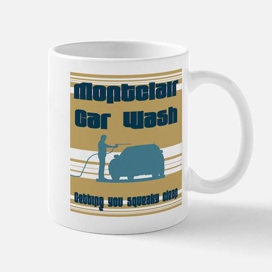 Montclair Car Wash Mug
