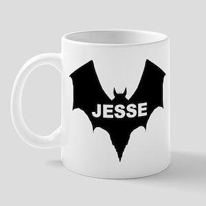 BLACK BAT JESSE Mug