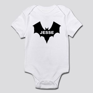 BLACK BAT JESSE Infant Creeper