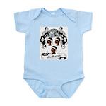 McMoran Family Crest Infant Creeper