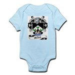 McNab Family Crest Infant Creeper