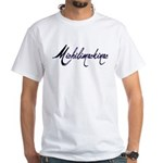 Michilimackinac White T-Shirt