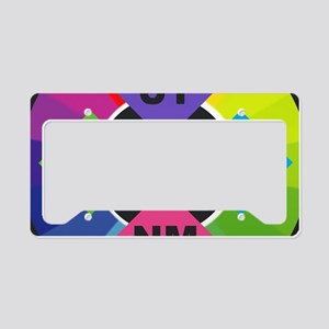 Four Corners License Plate Holder