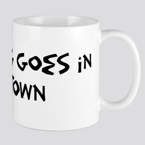 Baytown - Anything goes Mug