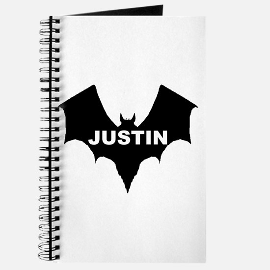 BLACK BAT JUSTIN Journal