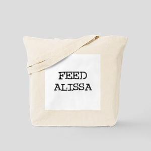 Feed Alissa Tote Bag