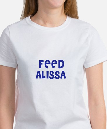Feed Alissa Women's T-Shirt
