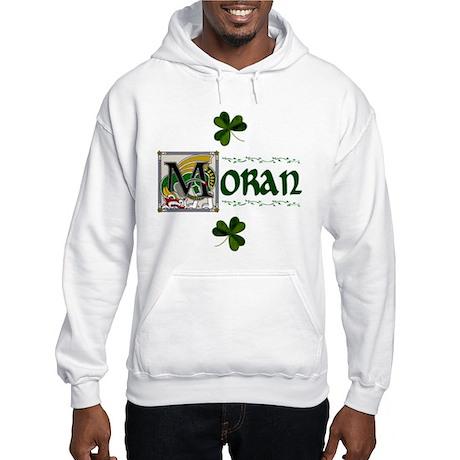 Moran Celtic Dragon Hooded Sweatshirt
