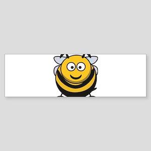 tender bumble bee Bumper Sticker