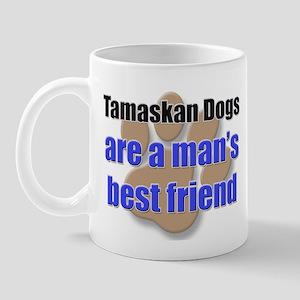 Tamaskan Dogs man's best friend Mug