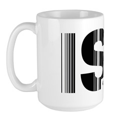 Istanbul Turkey Airport Code IST Large Mug