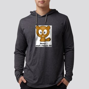 Sexy And I Know It Chipmunk Long Sleeve T-Shirt