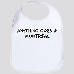 Montreal - Anything goes Bib