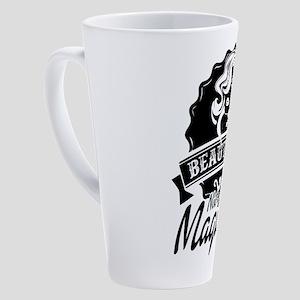 Hairdresser 17 oz Latte Mug