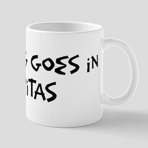 Milpitas - Anything goes Mug