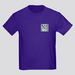 Monogram-MacFarlane hunting Kids Dark T-Shirt