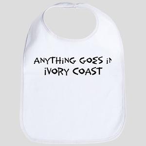 Ivory Coast - Anything goes Bib