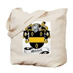 Mitchell Family Crest Tote Bag