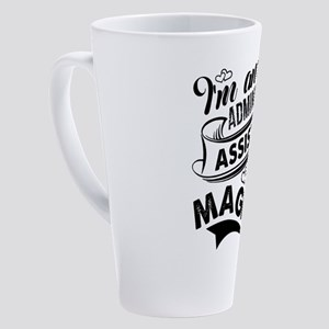 Administrative Assistant 17 oz Latte Mug