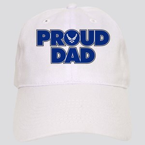 Proud Air Force Dad Cap