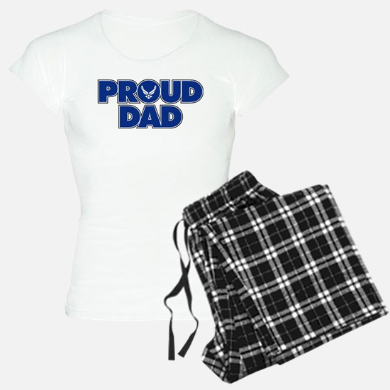 Proud Air Force Dad Pajamas