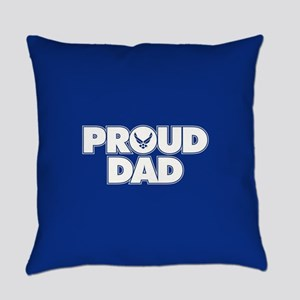 Proud Air Force Dad Everyday Pillow