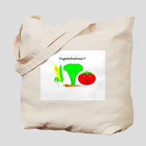 Vegetabulous Tote Bag