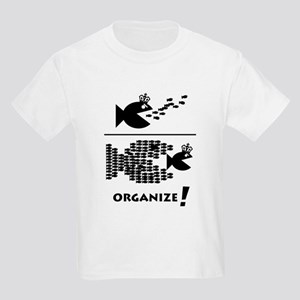 Organize Fish Kids Light T-Shirt